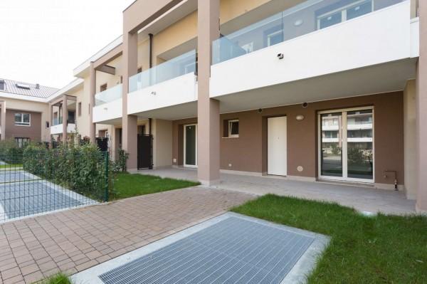 Appartamento in vendita a Cernusco sul Naviglio, Con giardino, 192 mq - Foto 16