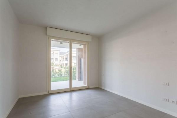 Appartamento in vendita a Cernusco sul Naviglio, Con giardino, 192 mq - Foto 20