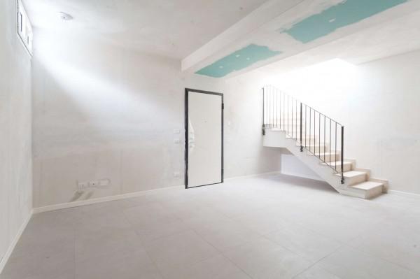 Appartamento in vendita a Cernusco sul Naviglio, Con giardino, 192 mq - Foto 17