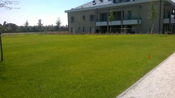 Appartamento in vendita a Cernusco sul Naviglio, Con giardino, 192 mq - Foto 3