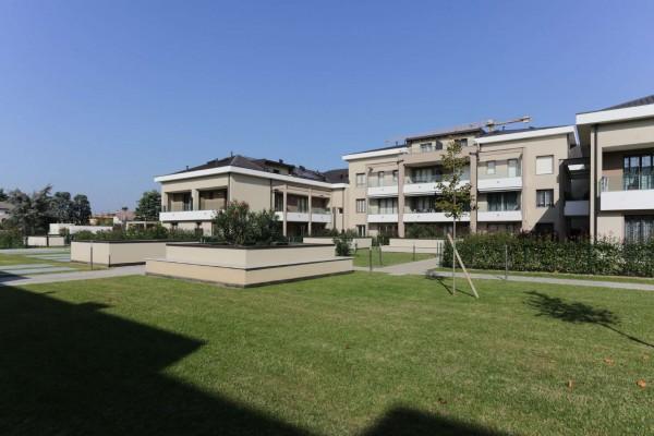Appartamento in vendita a Cernusco sul Naviglio, Con giardino, 157 mq - Foto 18