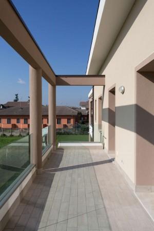 Appartamento in vendita a Cernusco sul Naviglio, Con giardino, 157 mq - Foto 13