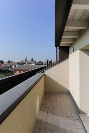 Appartamento in vendita a Cernusco sul Naviglio, Con giardino, 157 mq - Foto 8