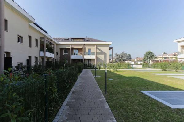 Appartamento in vendita a Cernusco sul Naviglio, Con giardino, 157 mq - Foto 7