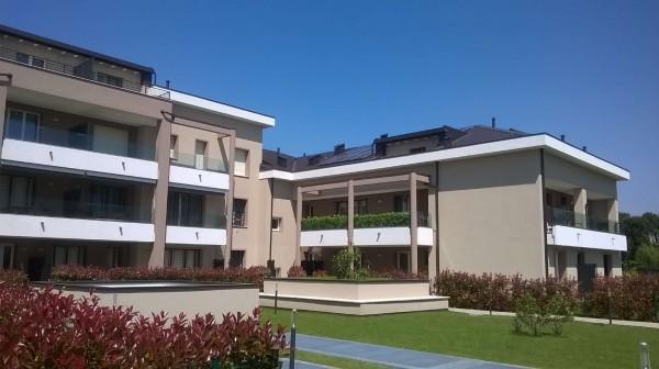 Appartamento in vendita a Cernusco sul Naviglio, Con giardino, 157 mq - Foto 17
