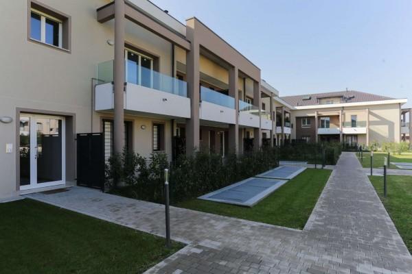 Appartamento in vendita a Cernusco sul Naviglio, Con giardino, 157 mq - Foto 16