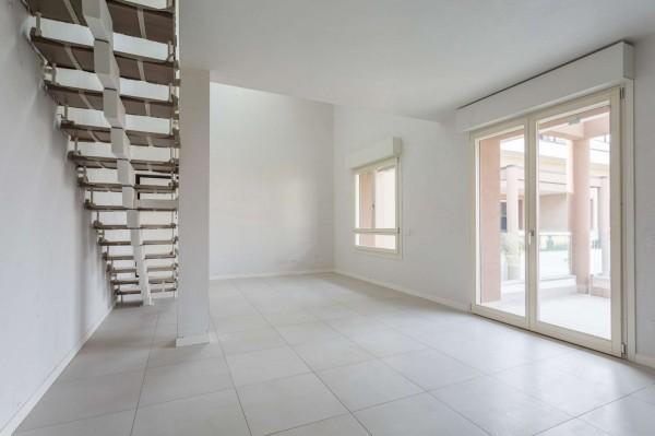 Appartamento in vendita a Cernusco sul Naviglio, Con giardino, 145 mq - Foto 27