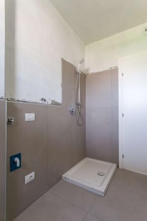 Appartamento in vendita a Cernusco sul Naviglio, Con giardino, 145 mq - Foto 21