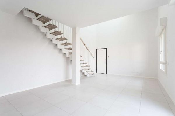 Appartamento in vendita a Cernusco sul Naviglio, Con giardino, 145 mq - Foto 25