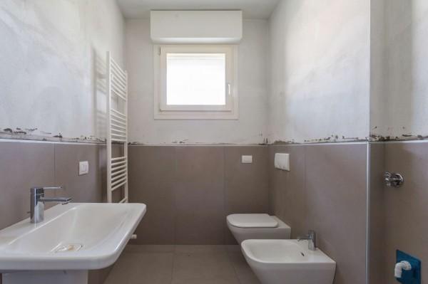 Appartamento in vendita a Cernusco sul Naviglio, Con giardino, 145 mq - Foto 22