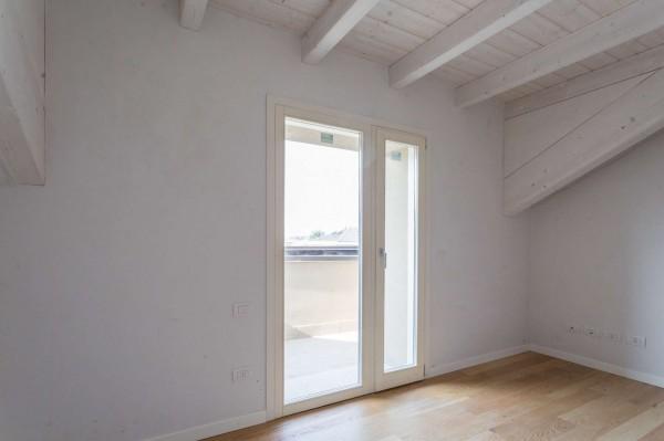 Appartamento in vendita a Cernusco sul Naviglio, Con giardino, 145 mq - Foto 17