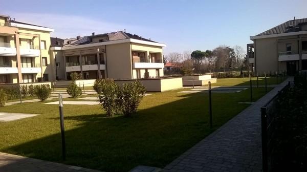 Appartamento in vendita a Cernusco sul Naviglio, Con giardino, 145 mq - Foto 12