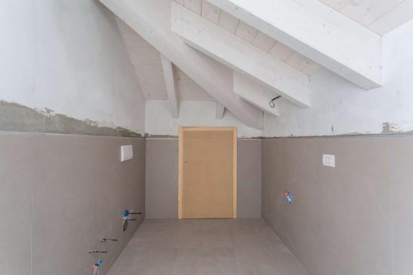 Appartamento in vendita a Cernusco sul Naviglio, Con giardino, 145 mq - Foto 13