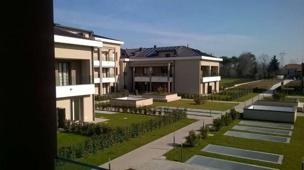 Appartamento in vendita a Cernusco sul Naviglio, Con giardino, 145 mq - Foto 9