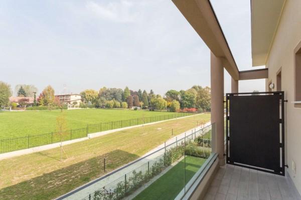 Appartamento in vendita a Cernusco sul Naviglio, Con giardino, 145 mq - Foto 20