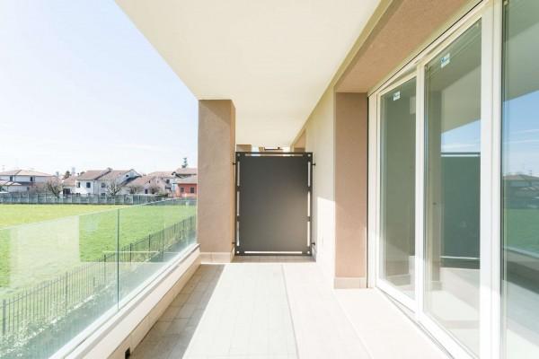 Appartamento in vendita a Cernusco sul Naviglio, Con giardino, 201 mq - Foto 11