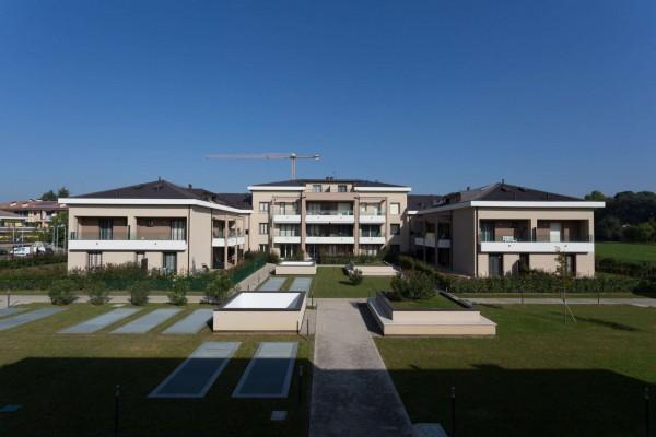 Appartamento in vendita a Cernusco sul Naviglio, Con giardino, 201 mq - Foto 1