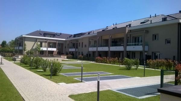 Appartamento in vendita a Cernusco sul Naviglio, Con giardino, 201 mq - Foto 28