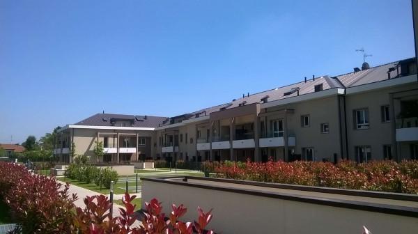 Appartamento in vendita a Cernusco sul Naviglio, Con giardino, 201 mq - Foto 23