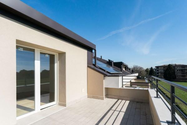 Appartamento in vendita a Cernusco sul Naviglio, Con giardino, 201 mq - Foto 6