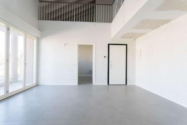 Appartamento in vendita a Cernusco sul Naviglio, Con giardino, 201 mq - Foto 19