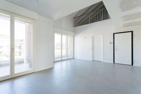 Appartamento in vendita a Cernusco sul Naviglio, Con giardino, 201 mq - Foto 16