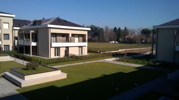 Appartamento in vendita a Cernusco sul Naviglio, Con giardino, 201 mq - Foto 27