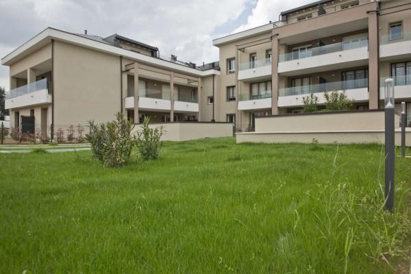 Appartamento in vendita a Cernusco sul Naviglio, Con giardino, 138 mq - Foto 2