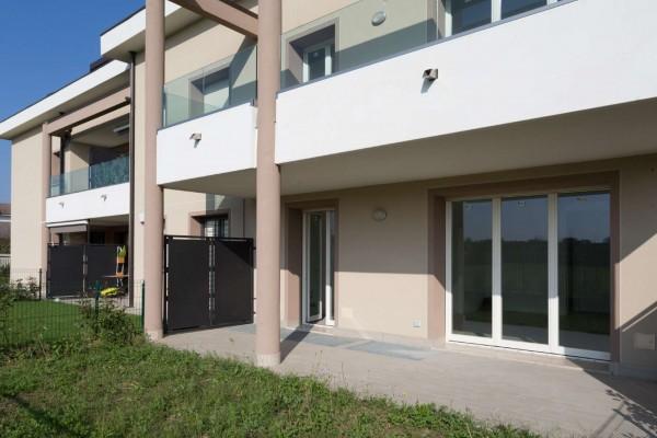Appartamento in vendita a Cernusco sul Naviglio, Con giardino, 138 mq - Foto 28