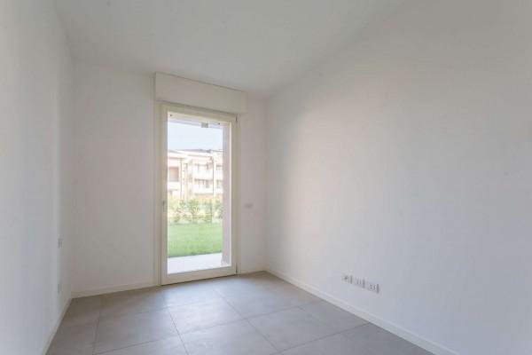 Appartamento in vendita a Cernusco sul Naviglio, Con giardino, 138 mq - Foto 21