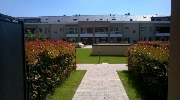 Appartamento in vendita a Cernusco sul Naviglio, Con giardino, 138 mq - Foto 9
