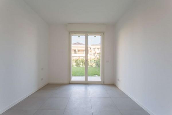 Appartamento in vendita a Cernusco sul Naviglio, Con giardino, 138 mq - Foto 20