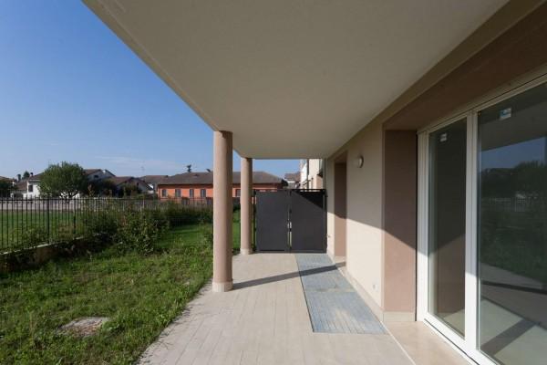Appartamento in vendita a Cernusco sul Naviglio, Con giardino, 138 mq - Foto 29