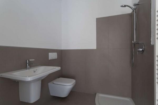 Appartamento in vendita a Cernusco sul Naviglio, Con giardino, 138 mq - Foto 15