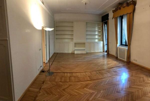 Appartamento in vendita a Milano, Con giardino, 170 mq - Foto 10