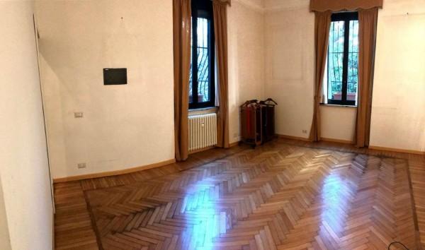 Appartamento in vendita a Milano, Con giardino, 170 mq - Foto 6
