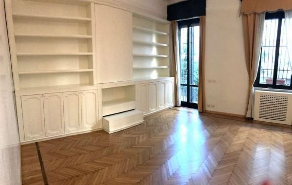 Appartamento in vendita a Milano, Con giardino, 170 mq - Foto 11