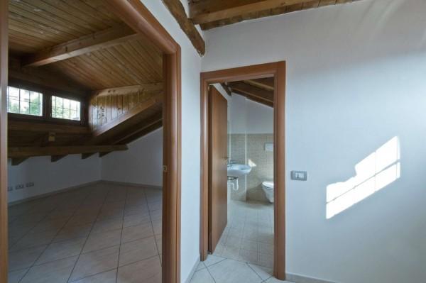 Appartamento in vendita a Cinisello Balsamo, Centro Storico, Con giardino, 100 mq - Foto 10