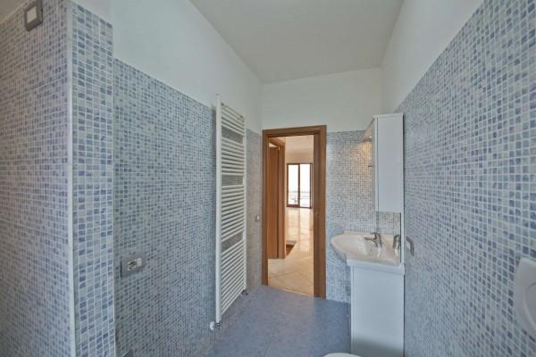 Appartamento in vendita a Cinisello Balsamo, Centro Storico, Con giardino, 100 mq - Foto 24
