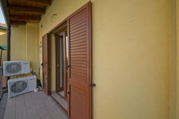 Appartamento in vendita a Cinisello Balsamo, Centro Storico, Con giardino, 100 mq - Foto 26