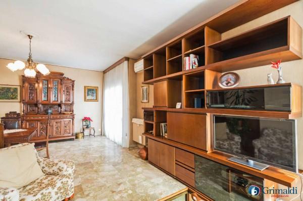 Appartamento in vendita a Milano, Con giardino, 150 mq - Foto 24