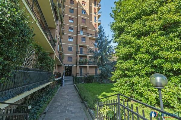 Appartamento in vendita a Milano, Con giardino, 150 mq - Foto 35