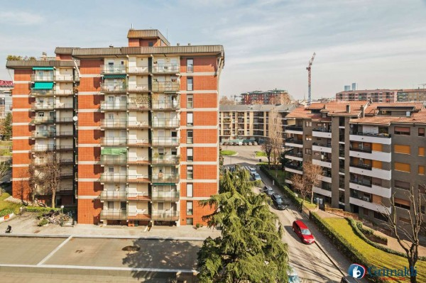 Appartamento in vendita a Milano, Con giardino, 150 mq - Foto 22