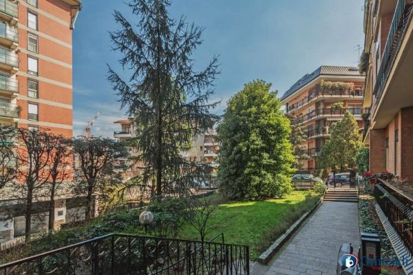 Appartamento in vendita a Milano, Con giardino, 150 mq - Foto 33