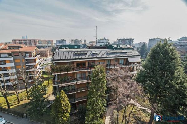 Appartamento in vendita a Milano, Con giardino, 150 mq - Foto 6