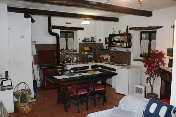 Casa indipendente in vendita a Monasterolo Casotto, Garessini, Arredato, con giardino, 110 mq - Foto 12