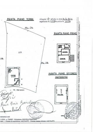 Casa indipendente in vendita a Monasterolo Casotto, Garessini, Arredato, con giardino, 110 mq - Foto 2
