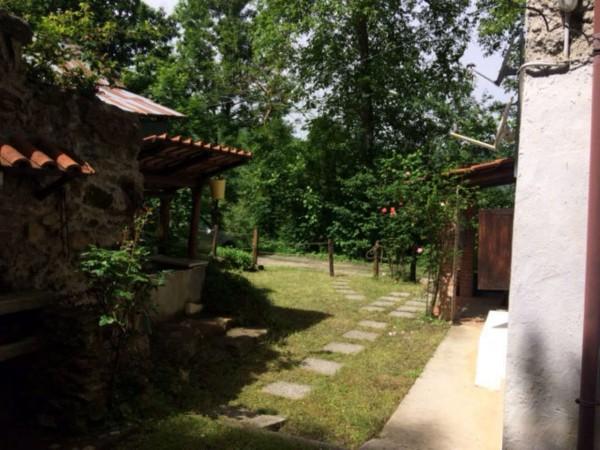 Casa indipendente in vendita a Monasterolo Casotto, Garessini, Arredato, con giardino, 110 mq - Foto 5