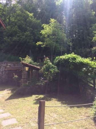 Casa indipendente in vendita a Monasterolo Casotto, Garessini, Arredato, con giardino, 110 mq - Foto 4