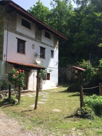 Casa indipendente in vendita a Monasterolo Casotto, Garessini, Arredato, con giardino, 110 mq